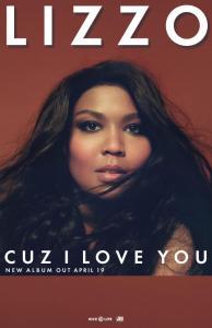 Lizzo - Cuz I Love You Album