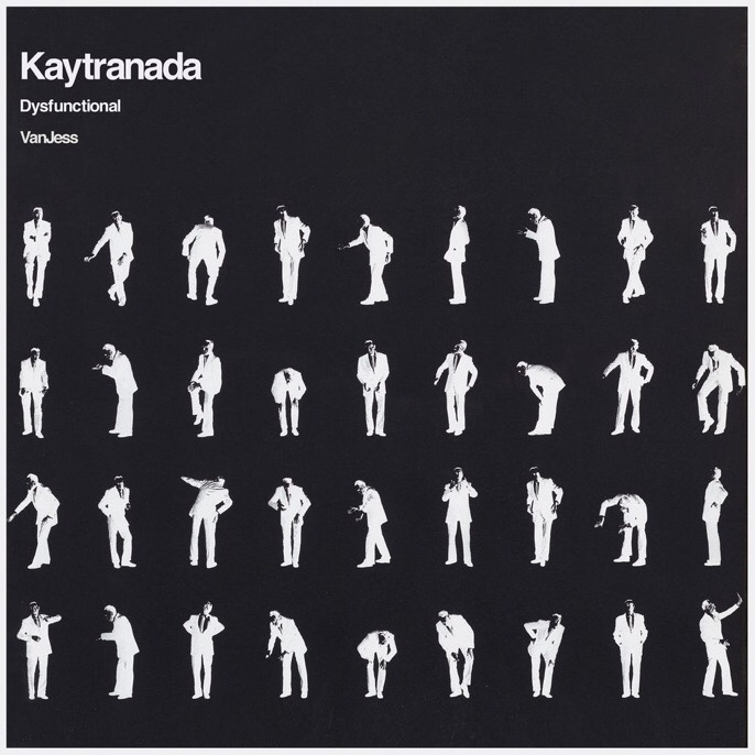 Kaytranada - Dysfunctional ft. Vanjess (mp3 download)
