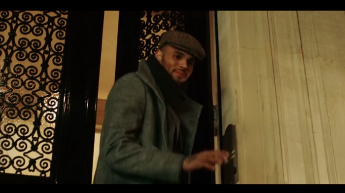 Chris Brown - Back To Love (Video)