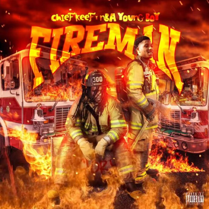 Chief Keef -  Fireman Ft. NBA Youngboy (mp3 download)