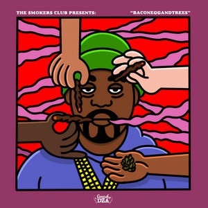 Smoke DZA - BaconEggandTrees (album)