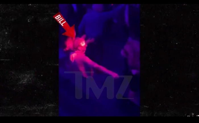 Video Of Bill Gates Party In A Miami Club With Hot Chicks