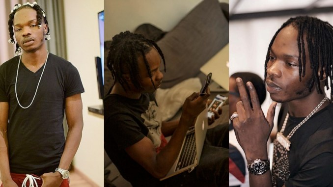 EFCC arrests Nigerian musician, Naira Marley