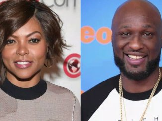 Lamar Odom Cheated On Taraji P. Henson