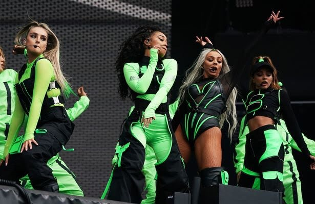 Little Mix - Bounce Back (mp3 download)