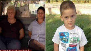 Brazillian Mum and Lebian Lover behead her son because he reminds her of her dad