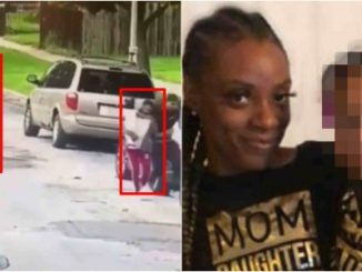 Chicago Mother was shot dead while holding her baby