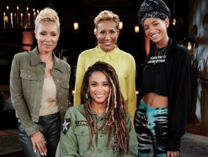 "Ciara Discusses Why She Broke Up With Future On ""Red Table Talk"""