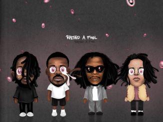 Kembe X – Raised A Fool Ft. Jay Rock, Ab-Soul & Zacari