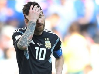 Lionel Messi Angry As Argentina Qualify For Copa America Semi-Final