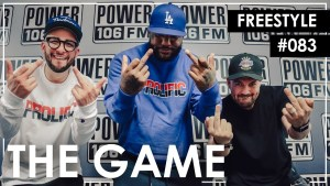 The Game Freestyles For 10 Minutes For L.A. Leakers