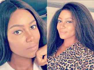 "Yvonne Nelson slams men, ""You're the reason for so many broken families"""