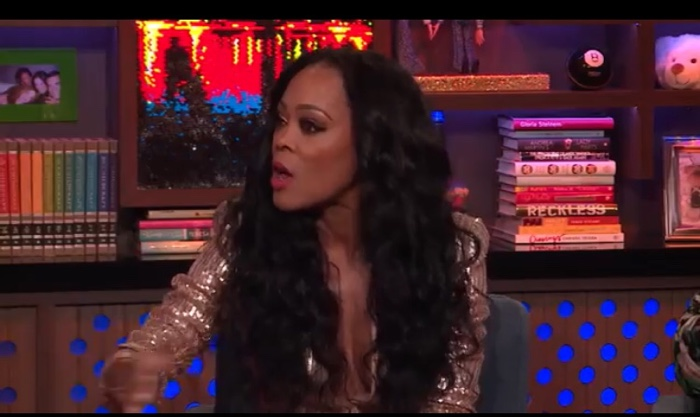 Mike Tyson's Ex Robin Givens Denies Claims She Was Caught In Bed With Brad Pitt
