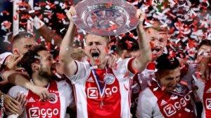 Ajax Defender De Ligt Completes  Juventus Move