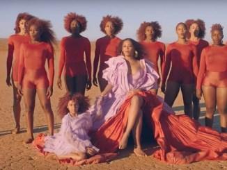 Beyonce - Spirit (Video)