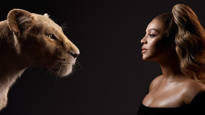 Beyonce - The Lion King: The Gift (Album)