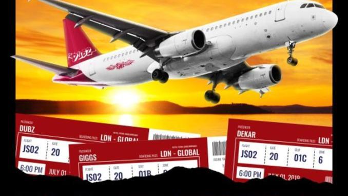 Dubz - Plane Ticket Ft. Giggs & Dekar