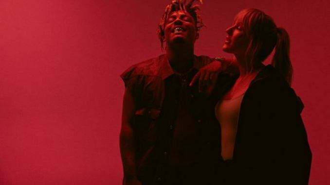 Ellie Goulding & Juice WRLD - Hate Me (Video)