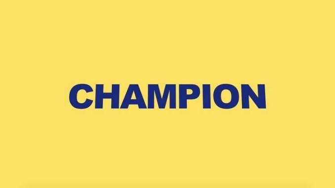 Jason Derulo - Champion ft. Tia Ray