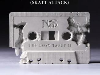 Nas - Jarreau of Rap (Skatt Attack) Ft. Keyon Harrold & Al Jarreau