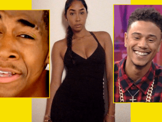 Omarion's Baby Mama Apryl Jones Pregnant By Lil Fizz