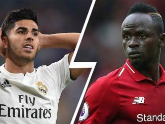 Real Madrid Prepared To Offer Asensio To Liverpool For Sadio Mane