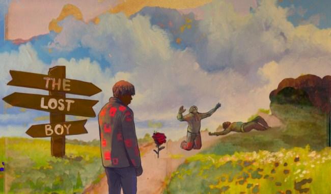 YBN Cordae - The Lost Boy (Album)