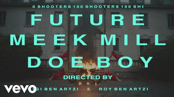Future –100 Shooters Ft. Meek Mill & Doe Boy