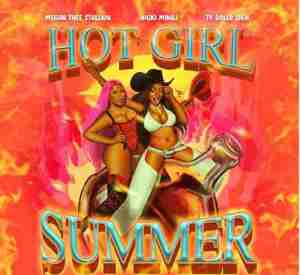 Megan Thee Stallion - Hot Girl Summer Ft. Nicki Minaj and Ty Dolla $ign