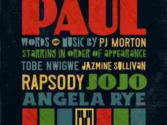 PJ Morton – PAUL (Album)