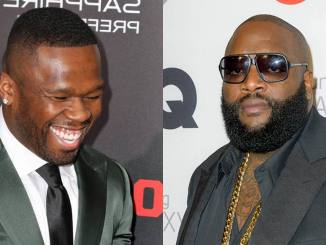 "Rick Ross Could Make A Song With 50 Cent ""If He Was Still Dope""; 50 Responds"