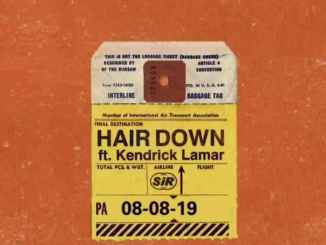 SiR - Hair Down Ft. Kendrick Lamar