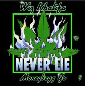 Wiz Khalifa - Never Lie ft. Moneybagg Yo