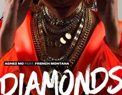 AGNEZ MO – Diamonds ft. French Montana