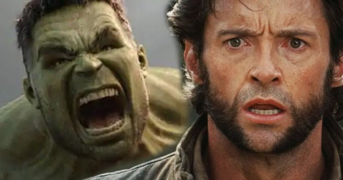 Wolverine Vs Hulk Movie On The Way