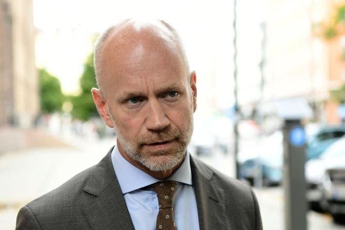A$ap Rocky's Swedish Lawyer Shot
