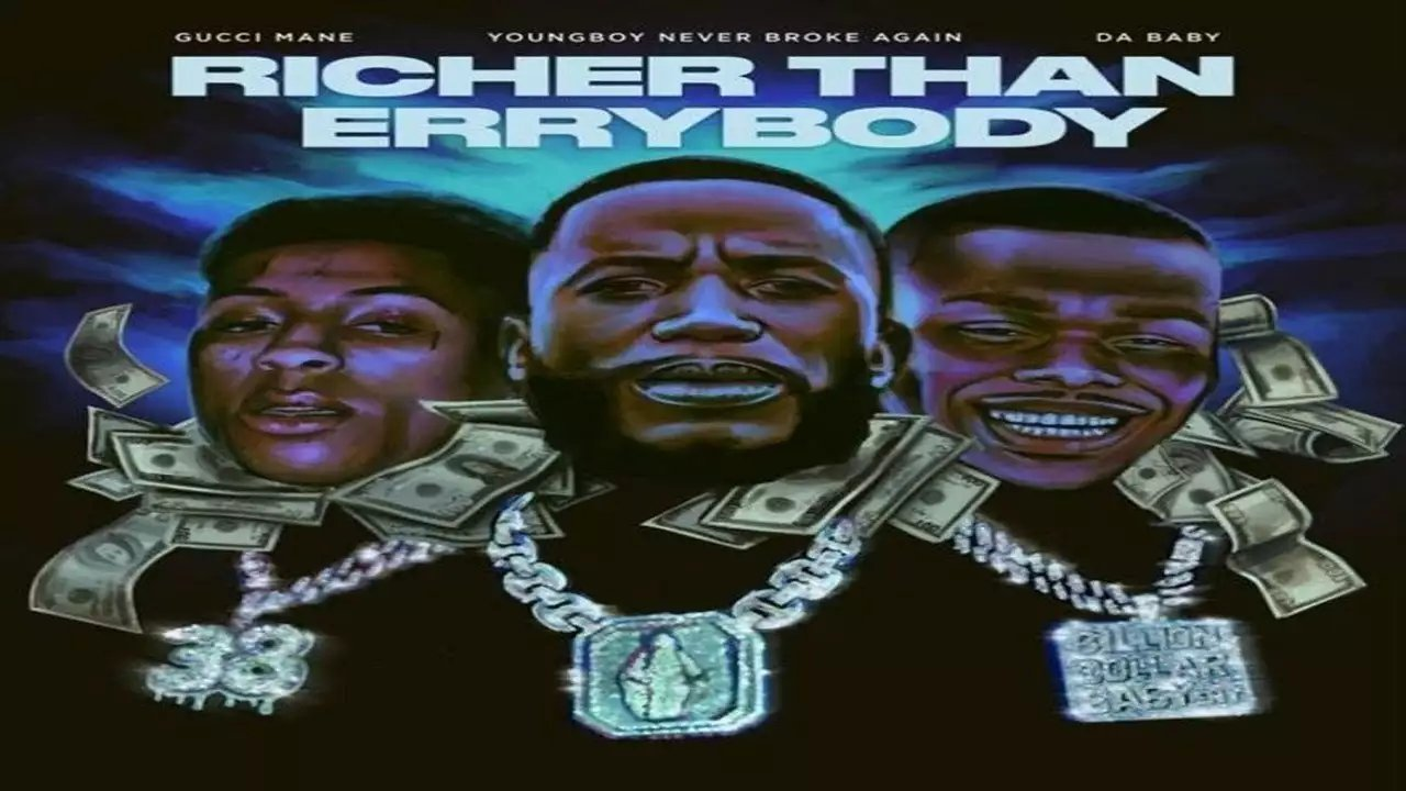 Gucci Mane - Richer Than Errybody mp3 download