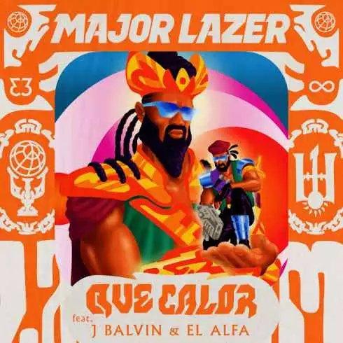 Major Lazer – Que Calor ft J Balvin & El Alfa