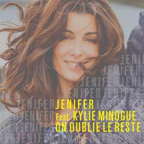 Jenifer – On oublie le reste (ft. Kylie Minogue) [Download]
