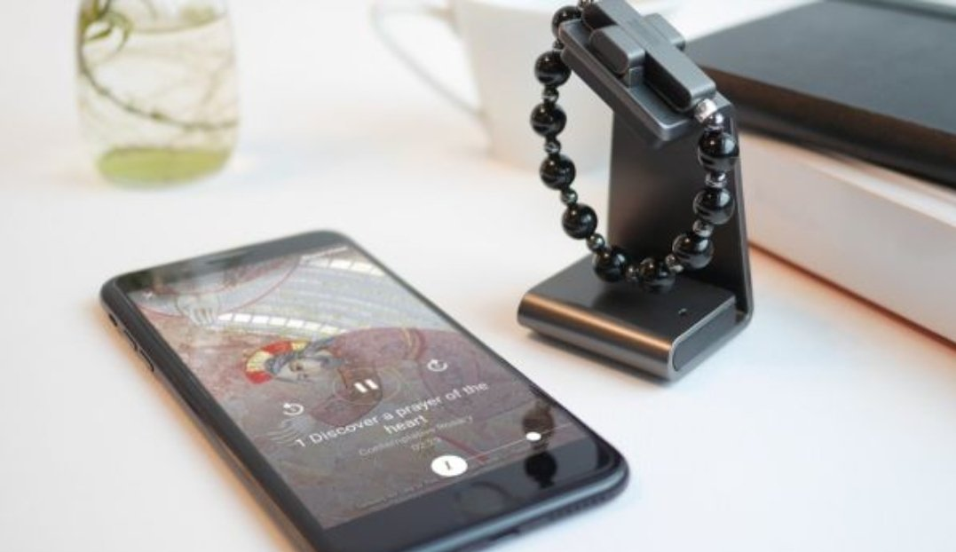 Vatican Unveils $110 'click to pray' wearable rosary