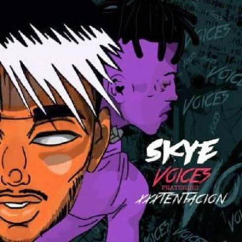 Skye – VOICES (ft. XXXTENTACION) [MP3 Download]