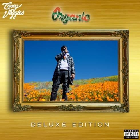 Casey Veggies – Organic (Deluxe) [Album Download]