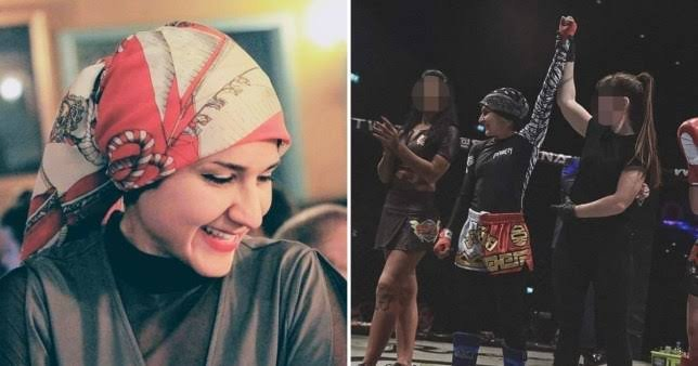 Saeideh Aletaha died from brain injury during fight