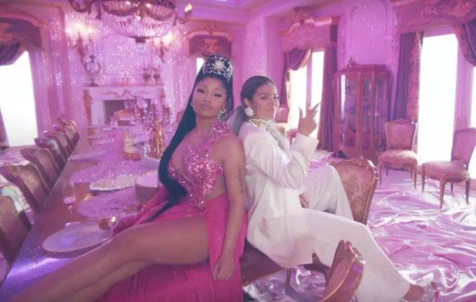 Karol G, Nicki Minaj - Tusa (download)