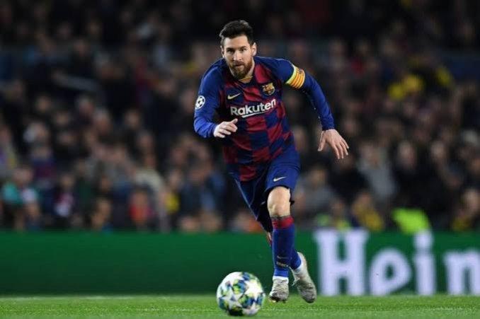 Messi Wins 2019 Ballon D'Or