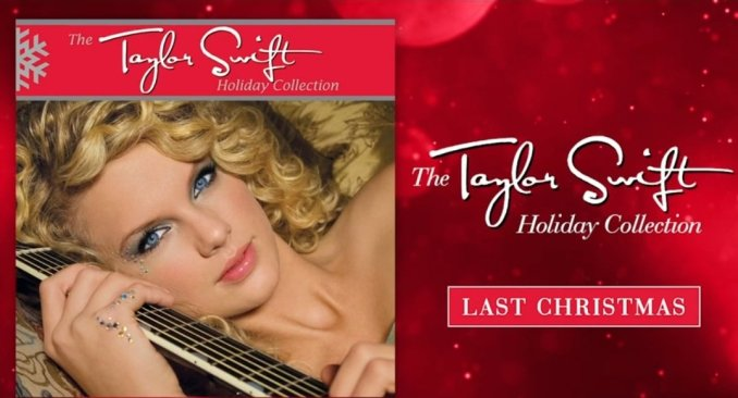 Taylor Swift - Last Christmas (MP3 Download)