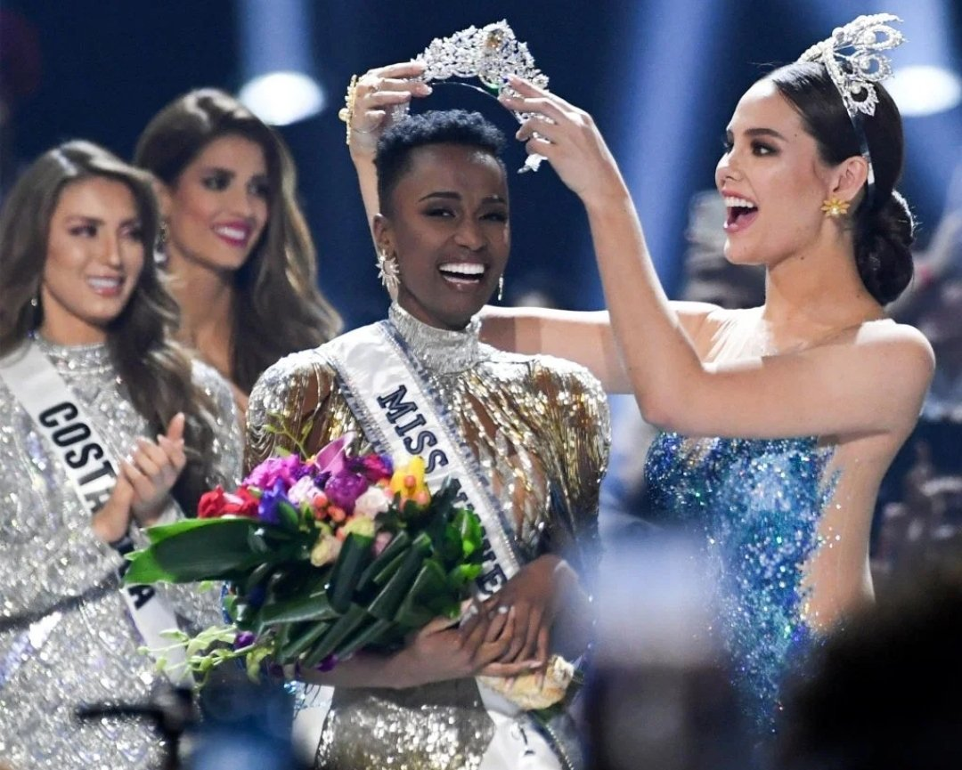 Miss South Africa Zozibini Tunzi Crowned Miss Universe 2019