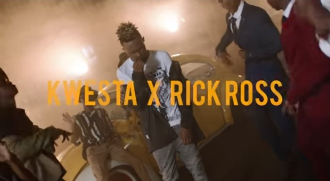 Kwesta - I Came, I Saw ft. Rick Ross (Video)