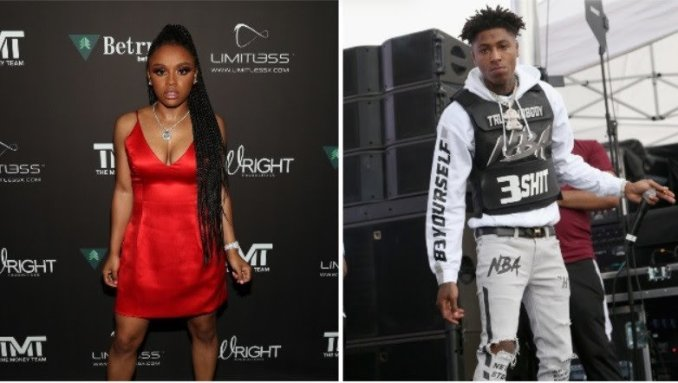 Iyanna Arrested For Allegedly Stabbing NBA Youngboy's Ex-Girlfriend/Baby Mama
