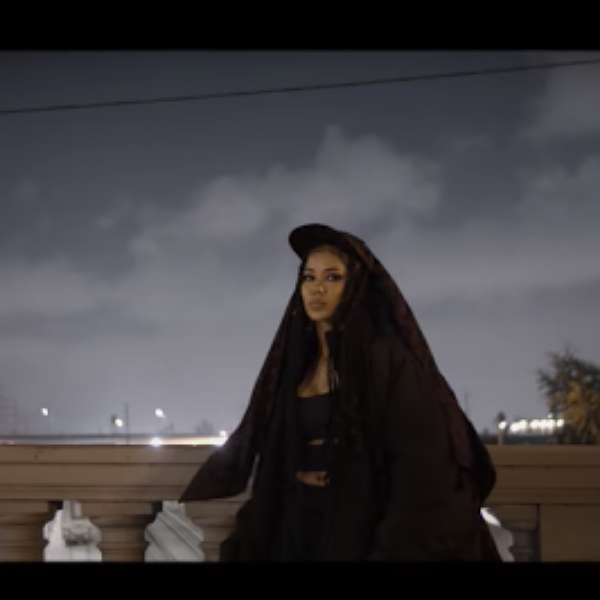 Jhené Aiko  - One Way St Ft. Ab-Soul (music video)